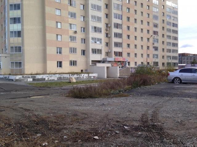 Адрес(а) на фотографии: улица Крауля, 93, Екатеринбург