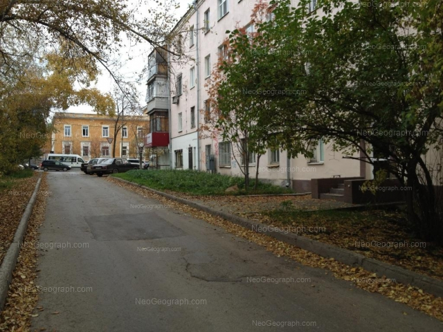 Адрес(а) на фотографии: улица Декабристов, 16/18И, Екатеринбург