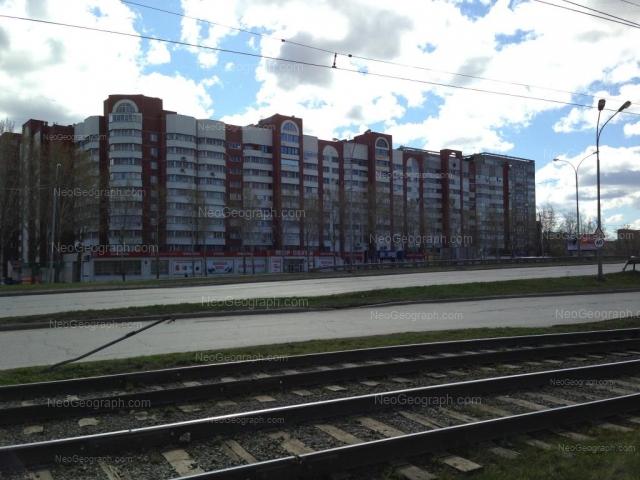 Адрес(а) на фотографии: улица Бебеля, 138, Екатеринбург