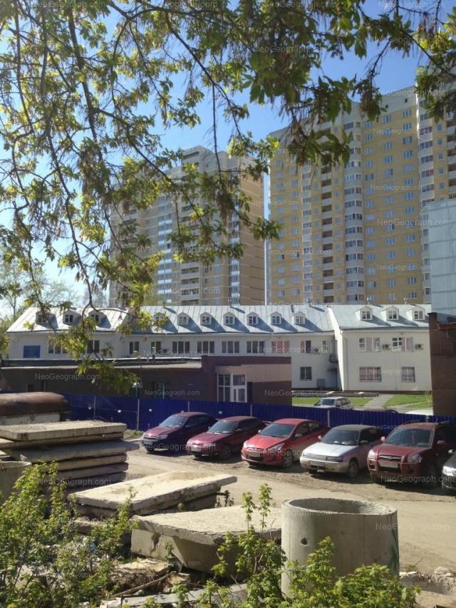 Адрес(а) на фотографии: Кишинёвская улица, 33, 35А, Екатеринбург