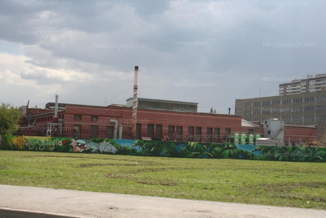 Адрес(а) на фотографии: улица Цвиллинга, 7, Екатеринбург