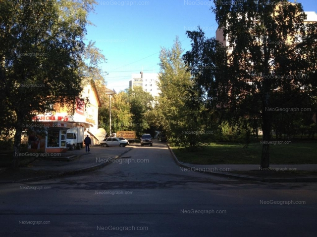 Адрес(а) на фотографии: Уральская улица, 74, 82, Екатеринбург