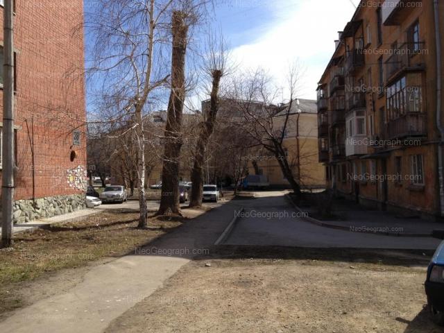 Адрес(а) на фотографии: улица Бебеля, 121, Екатеринбург
