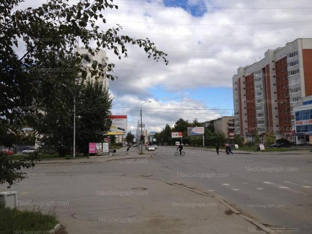 Адрес(а) на фотографии: улица Фурманова, 61, 63, 66, Екатеринбург