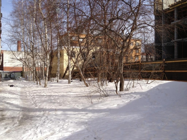 Address(es) on photo: Studencheskaya street, 16, Yekaterinburg