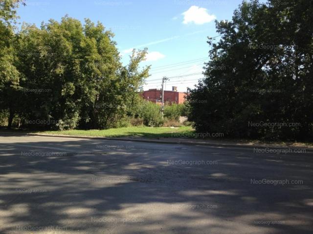 Адрес(а) на фотографии: Новинская улица, 2б, Екатеринбург