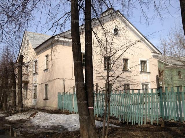 Адрес(а) на фотографии: улица Бабушкина, 8, Екатеринбург