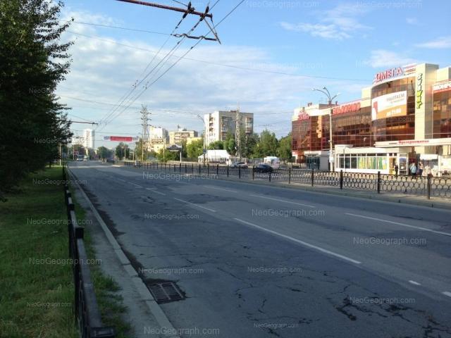 Адрес(а) на фотографии: проспект Космонавтов, 33, 41, Екатеринбург