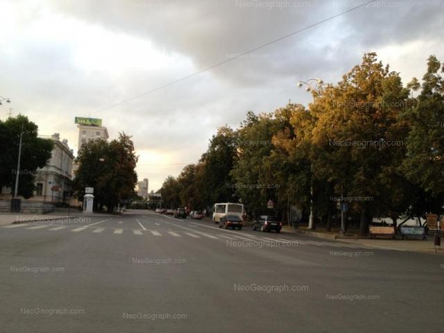 Адрес(а) на фотографии: проспект Ленина, 31, 33, Екатеринбург