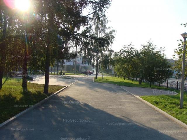 Адрес(а) на фотографии: Посадская улица, 30/1, Екатеринбург