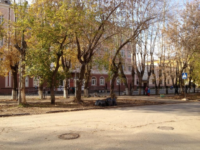 Address(es) on photo: Mnogostanochnikov lane, 21, 23, Yekaterinburg