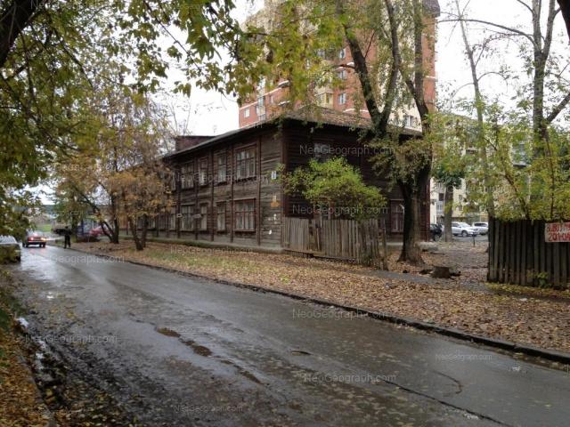 Address(es) on photo: Onezhskaya street, 8, 12, Yekaterinburg