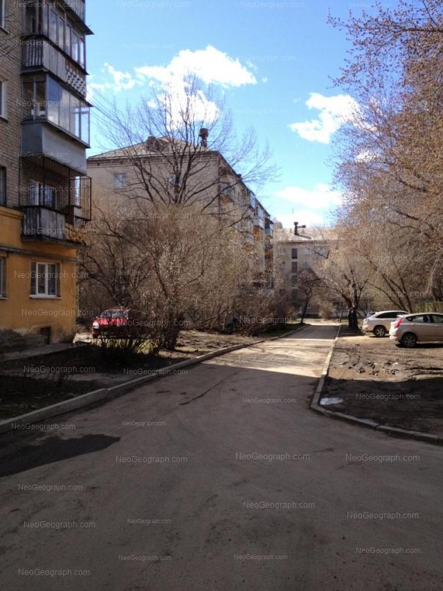Адрес(а) на фотографии: Академическая улица, 19А, 19Б, 23Б, Екатеринбург
