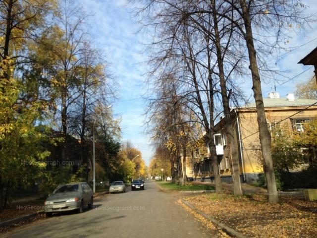 Адрес(а) на фотографии: улица Калинина, 60, 63, Екатеринбург