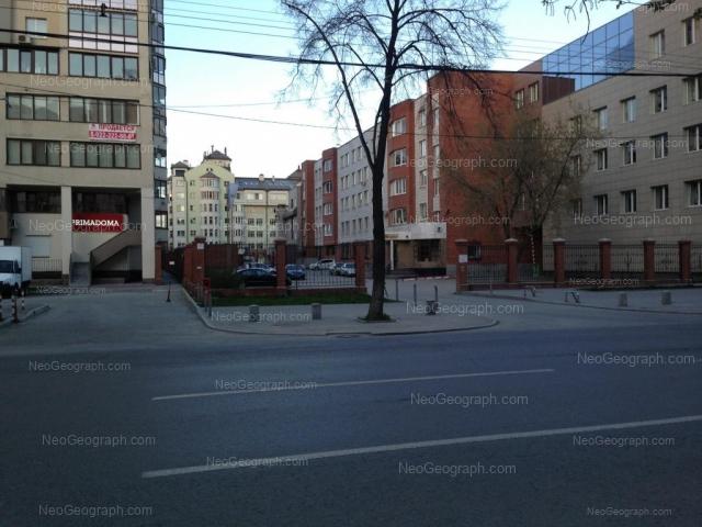 Адрес(а) на фотографии: улица Белинского, 35, 37, Екатеринбург