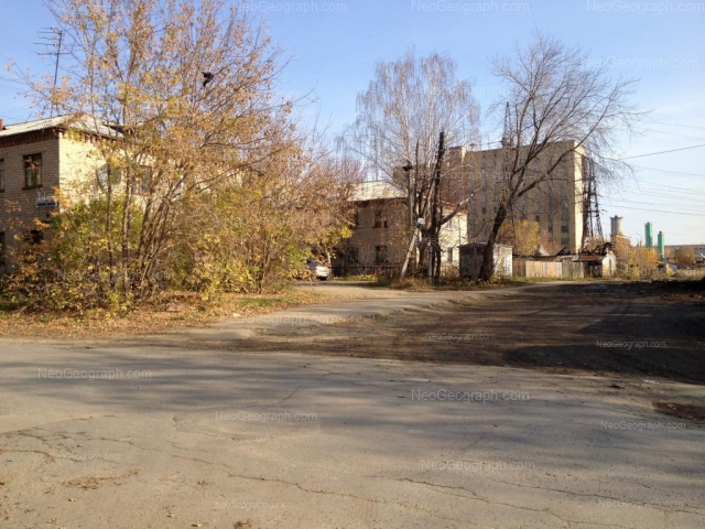 Address(es) on photo: Slaviyanskaya street, 40, Yekaterinburg