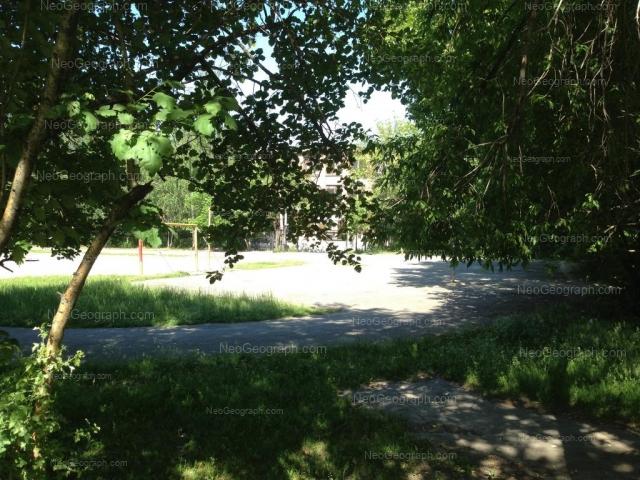 Адрес(а) на фотографии: Черниговский переулок, 8, Екатеринбург