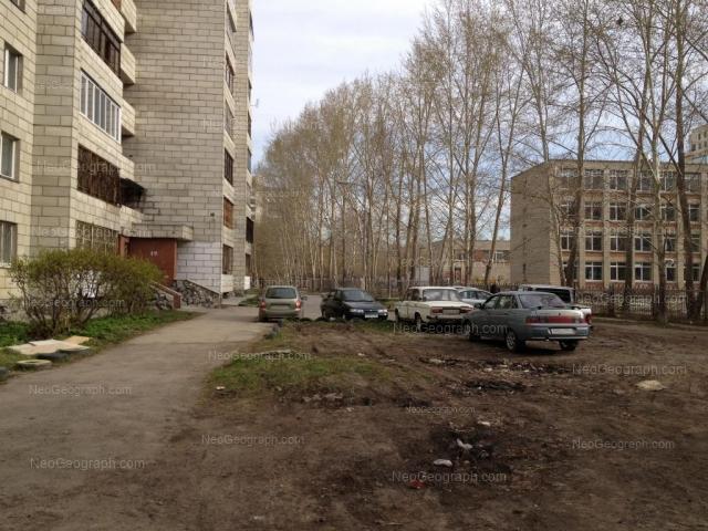 Адрес(а) на фотографии: Ясная улица, 20, 22, Екатеринбург
