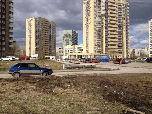 Адрес(а) на фотографии: улица Готвальда, 19Б, 21/2, 21/3, 23/2, Екатеринбург