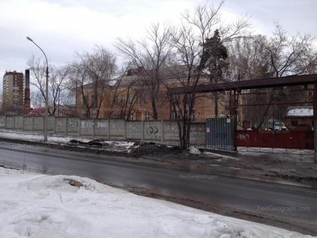 Адрес(а) на фотографии: Соликамская улица, 14, Екатеринбург