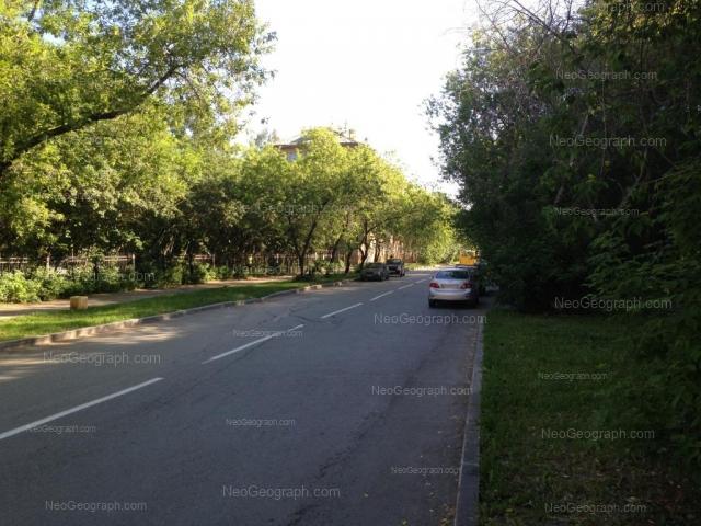 Адрес(а) на фотографии: Медицинский переулок, 3, Екатеринбург