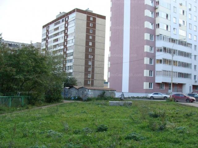 Адрес(а) на фотографии: Волгоградская улица, 29а, 31/1, 31/2, Екатеринбург