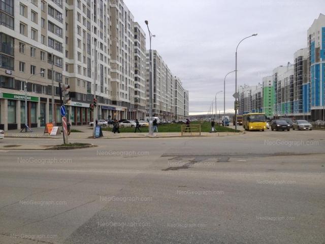 Адрес(а) на фотографии: улица Вильгельма де Геннина, 31, 33, 34, 37, Екатеринбург