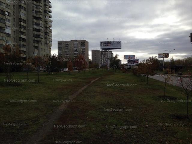 Адрес(а) на фотографии: улица Металлургов, 24А, Екатеринбург