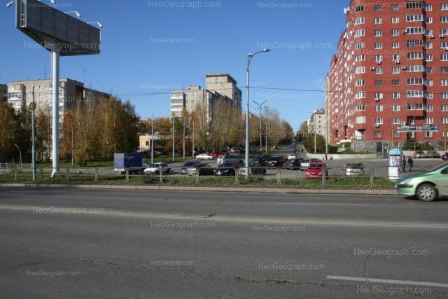 Адрес(а) на фотографии: улица Ткачей, 8, Екатеринбург