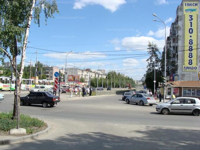 Address(es) on photo: Belorechenskaya street, 29, 36/1, 36/2, Yekaterinburg