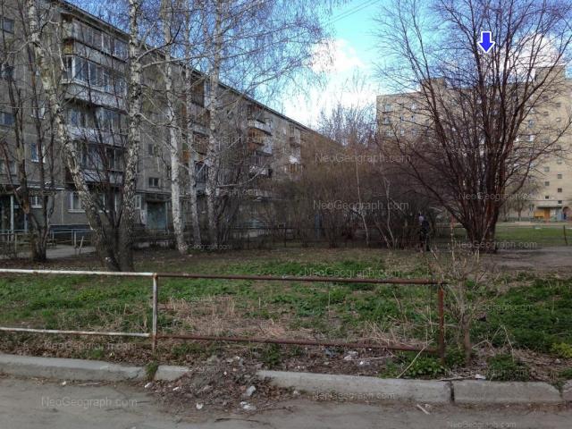 Address(es) on photo: Minometchikov street, 26, 28, Yekaterinburg