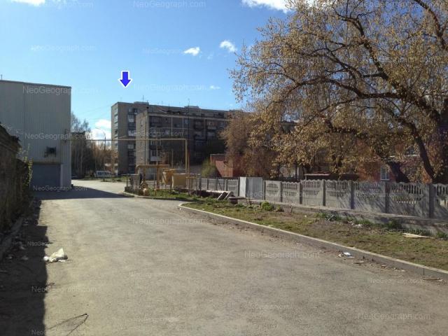 Address(es) on photo: Minometchikov street, 28, 30, Yekaterinburg