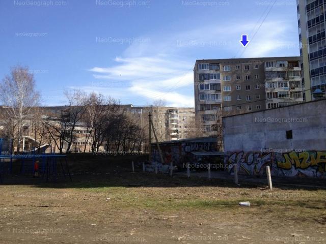 Фото: детский сад 196, улица Софьи Перовской 119А, Екатеринбург