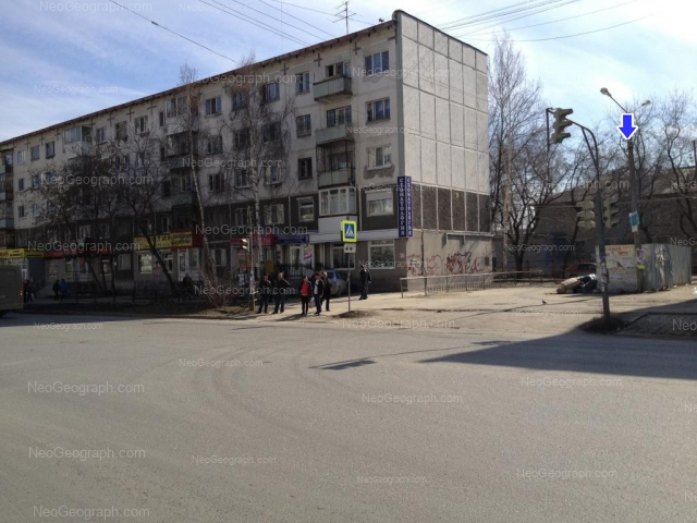 Адрес(а) на фотографии: Техническая улица, 27, 29, Екатеринбург