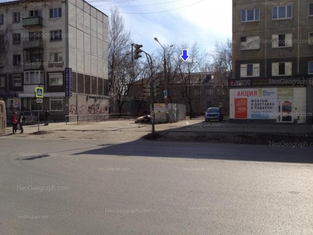 Адрес(а) на фотографии: Техническая улица, 27, 29, 31, Екатеринбург