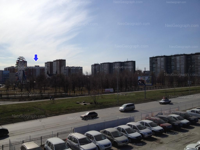 Адрес(а) на фотографии: Техническая улица, 18, 18Б, 22/1, 22/2, 22/3, Екатеринбург