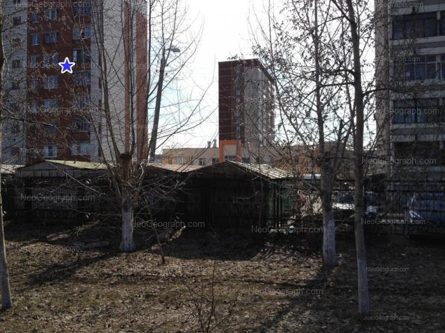 Адрес(а) на фотографии: Техническая улица, 18, 20, 22/3, 22а, Екатеринбург