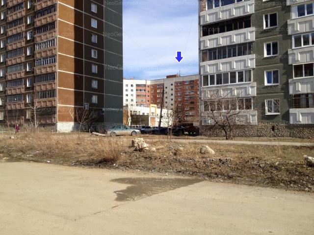 Адрес(а) на фотографии: Техническая улица, 18, 22/1, 22/2, 22а, Екатеринбург
