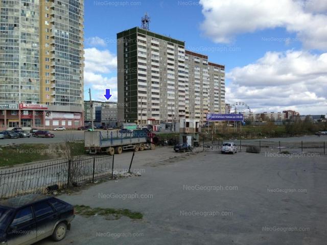 Адрес(а) на фотографии: Техническая улица, 12, 14к2, 18Б, Екатеринбург