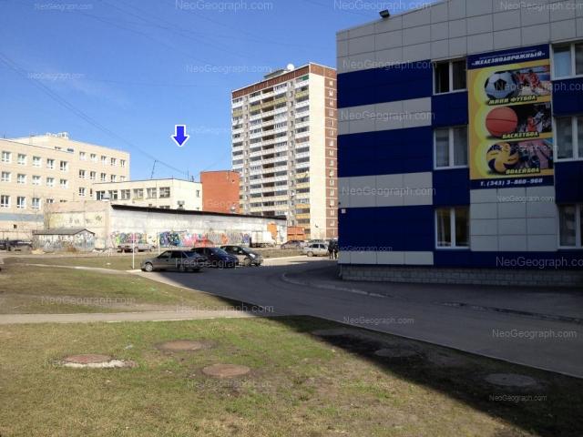 Адрес(а) на фотографии: Техническая улица, 12, 16а, 18Б, Екатеринбург