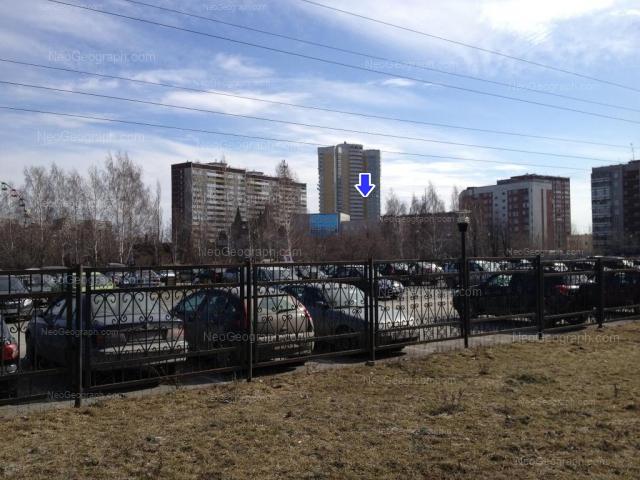 Адрес(а) на фотографии: Техническая улица, 12, 14к2, 16, 18, 18Б, 22/3, Екатеринбург