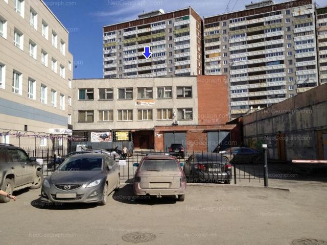 Адрес(а) на фотографии: Техническая улица, 12, 18Б, Екатеринбург