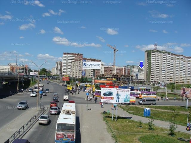 Адрес(а) на фотографии: Техническая улица, 12, 14, 16, 18Б, 19, Екатеринбург