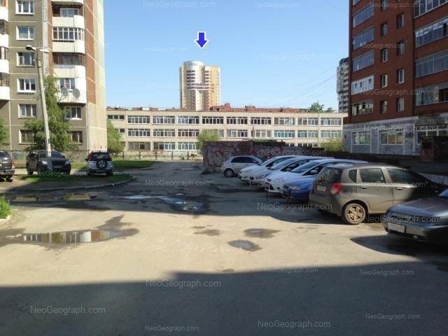 Адрес(а) на фотографии: улица Вилонова, 18, Екатеринбург
