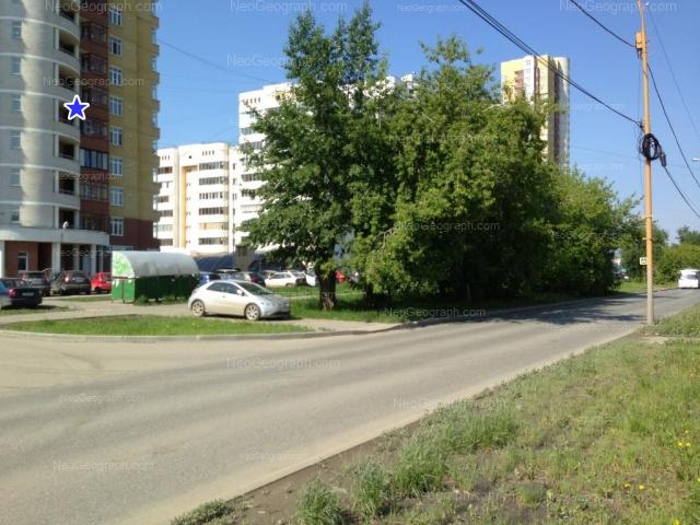 Адрес(а) на фотографии: улица Вилонова, 8, 14а, 18, Екатеринбург