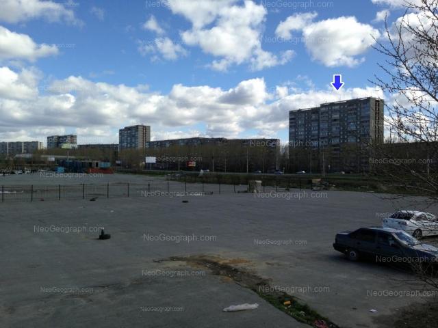 Адрес(а) на фотографии: улица Бебеля, 146, 148, 152, Екатеринбург