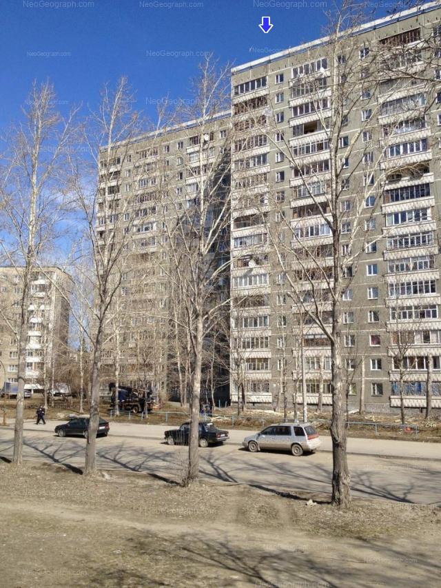 Адрес(а) на фотографии: улица Бебеля, 146, 148, Екатеринбург