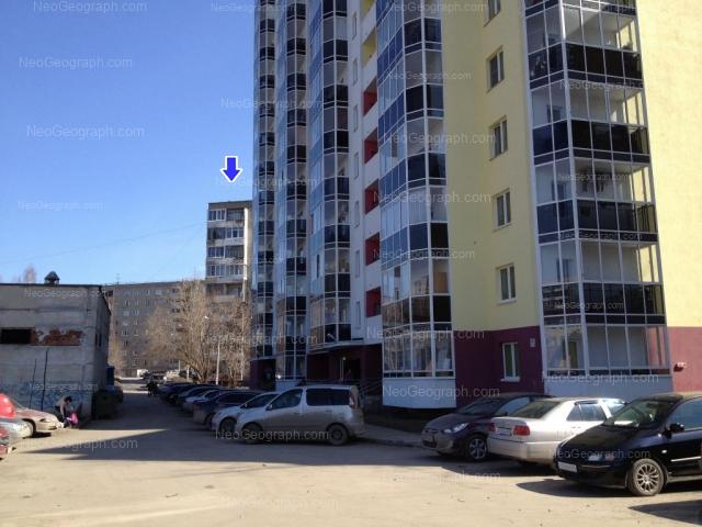 Адрес(а) на фотографии: улица Софьи Перовской, 117, 117а, 119, Екатеринбург