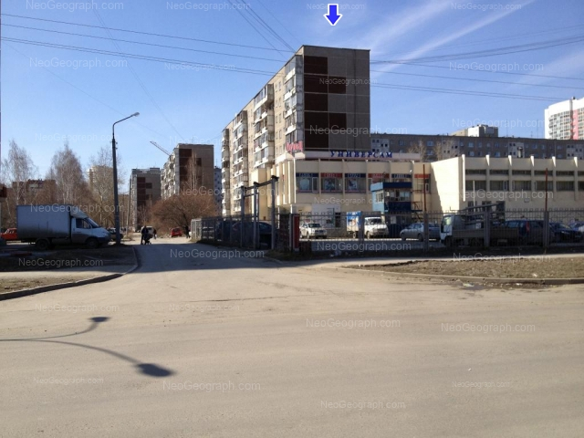 Адрес(а) на фотографии: улица Софьи Перовской, 113, 115, 117, Екатеринбург
