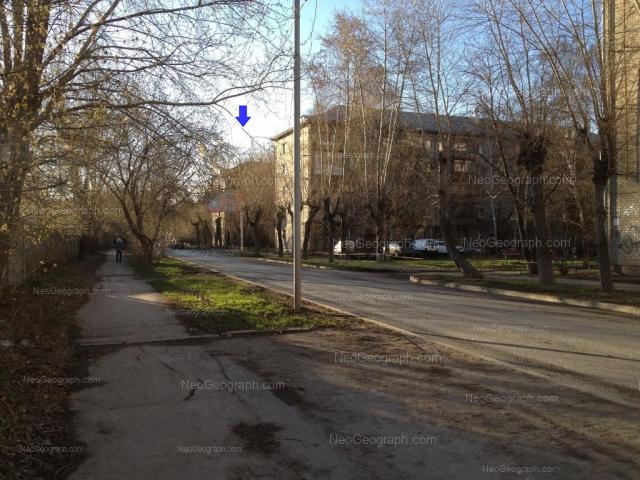 Адрес(а) на фотографии: улица Вилонова, 76, 78, Екатеринбург